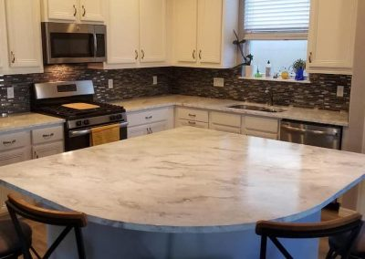 Refinish Countertops CrystalTop Finish Kitchen Counters 1