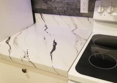 Refinish Countertops CrystalTop Finish Kitchen Counters 2