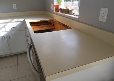 Refinish Countertops CrystalTop Finish Kitchen Counters 3
