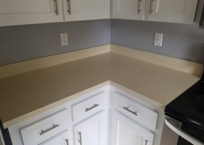 Refinish Countertops CrystalTop Finish Kitchen Counters 5