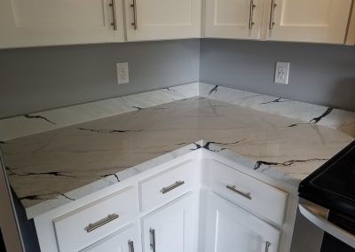 Refinish Countertops CrystalTop Finish Kitchen Counters 6