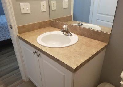 Refinish Countertops CrystalTop Finish Bathroom Counters 8